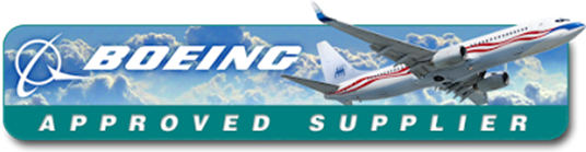 Boeing Approved Supplier - BE10404175