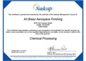 Chemical Processing Certification